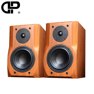 Image of Delixin F30 6.5 inch wooden box super bass Hifi speaker cheap bookshelf speaker from China factory
