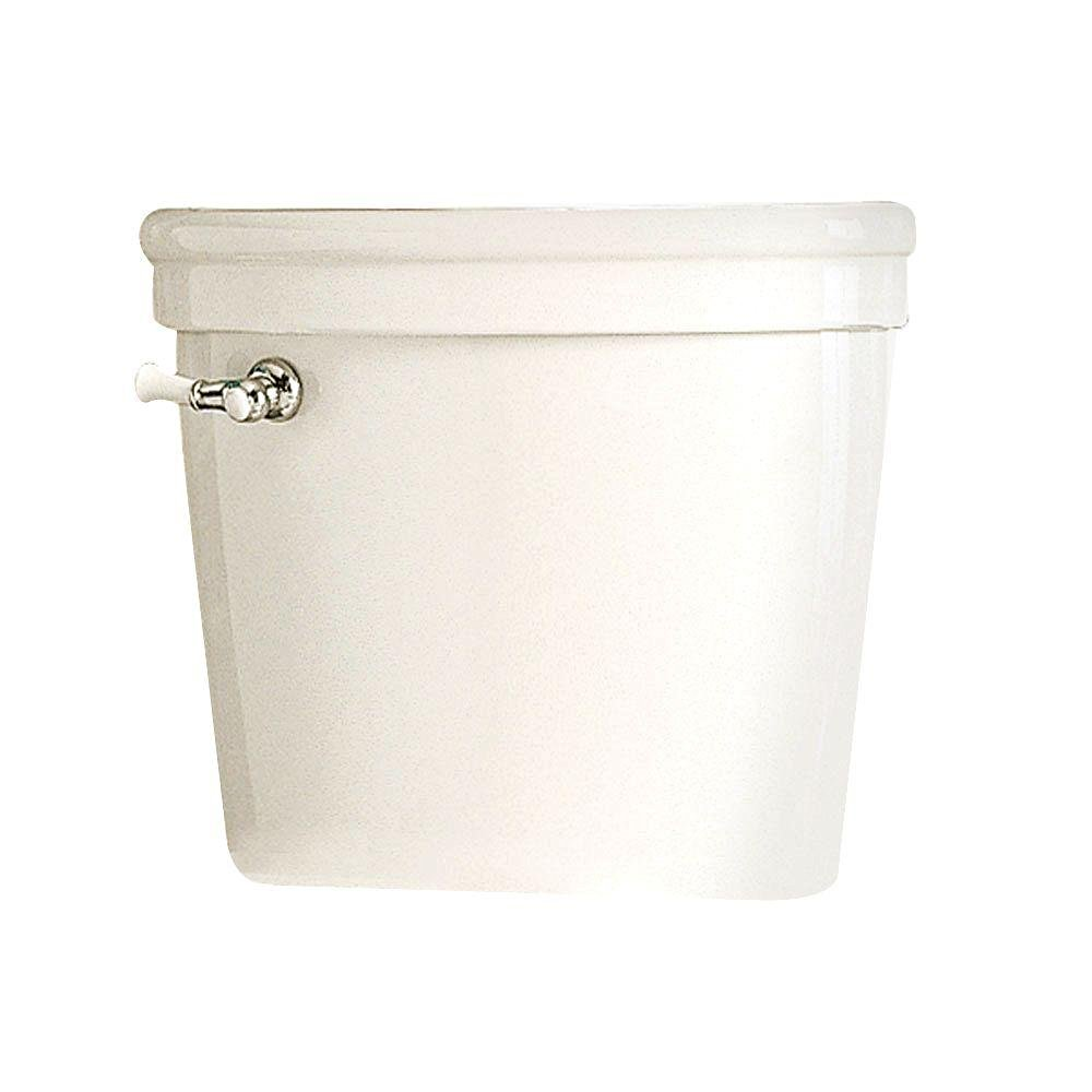 American Standard 735121-400.021 Cadet and Glenwall Right-Height Toilet Tank Cover for Models 4021 Bone