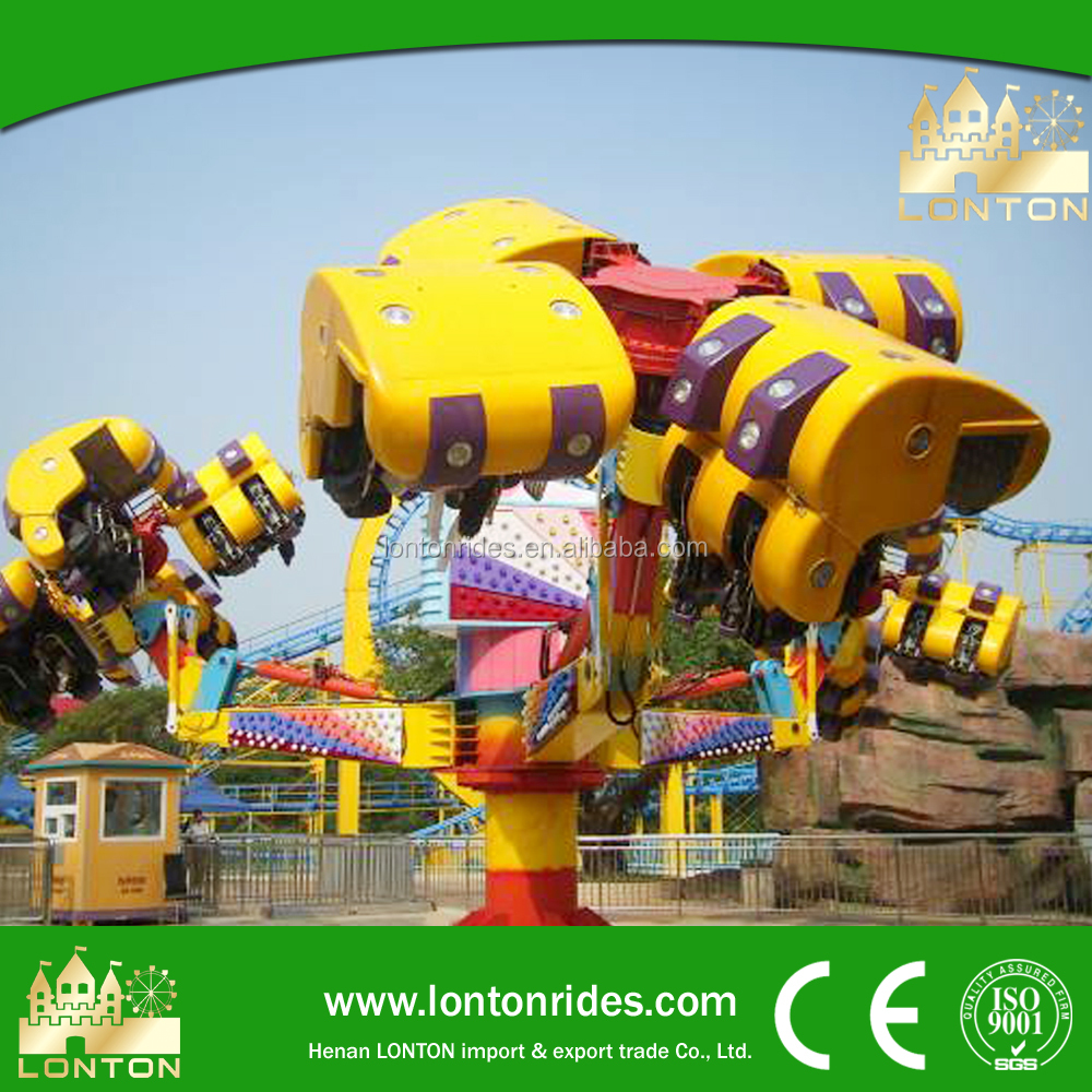 Manufacturer China Cheap high quality amusement rides energy storm for sale