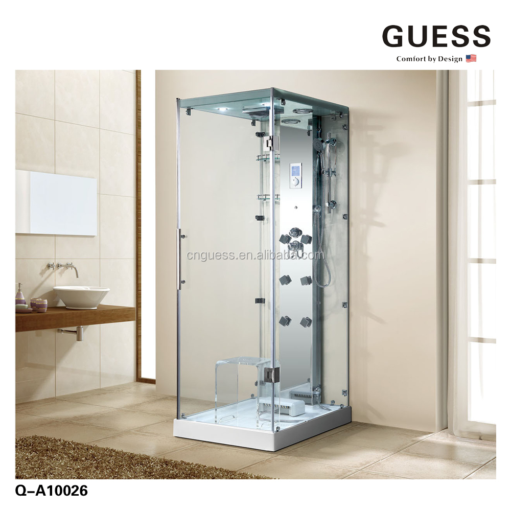 Shower Room,Enclosed Steam Shower Room,Acrylic Bathtub,Guess Q-a10026 - Buy  Shower Room,Steam Shower Room,Steam Bathroom Product on Alibaba.com