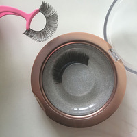 wholesale factory premium new style custom package private label eyelashes.