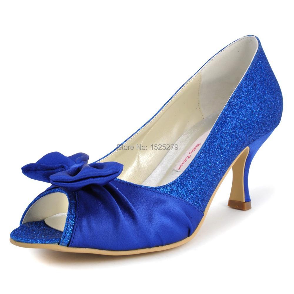 Purple Peep Toe Shoes Ireland