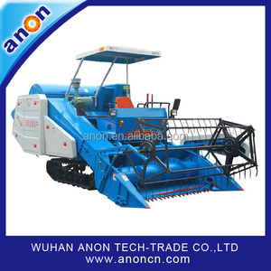 ANON Self-propelled Whole-feed cheap price of Rice Combine Harvester