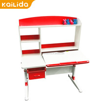 Hot selling products powder coatde bedroom furniture or school american desk adjustable study table manufacture