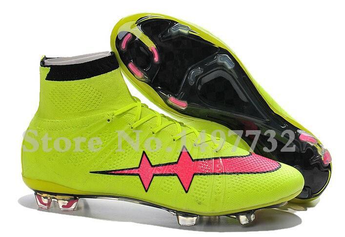premium selection 37522 ad2fa Botas-De-Futbol-Nike-Mercurial-Vapor-X-FG-Laser-Naranja-Blanco-Negro