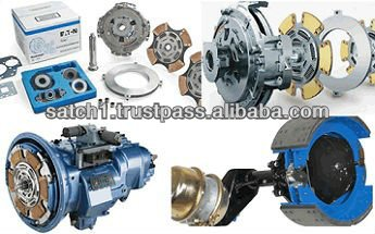 Commercial Heavy Duty Automatic Truck Transmission