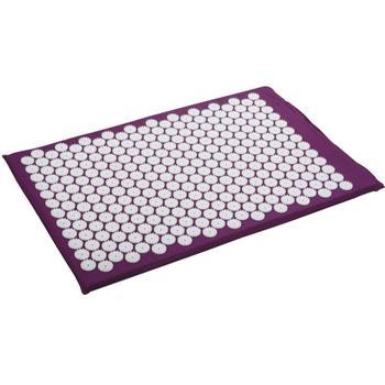 Back Pain Relief Thermal Massage Mat Ceragem And Neck Pillow Set /  Acupressure Mat Reviews - Buy Acupressure Mat Reviews,Acupressure Massage