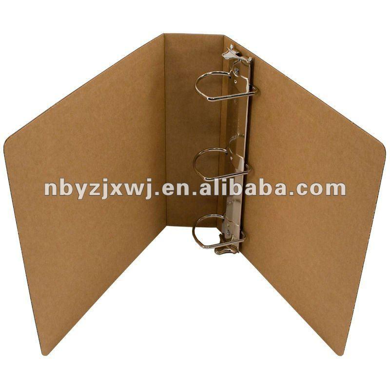 A4 Kraft Paper Folder