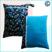 new design! Cloth diaper Wet Bag Travel Bag Swim Suit Bag factory wholesale
