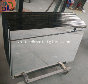 Large mirror sheet 1mm 2mm 3mm glass mirror price