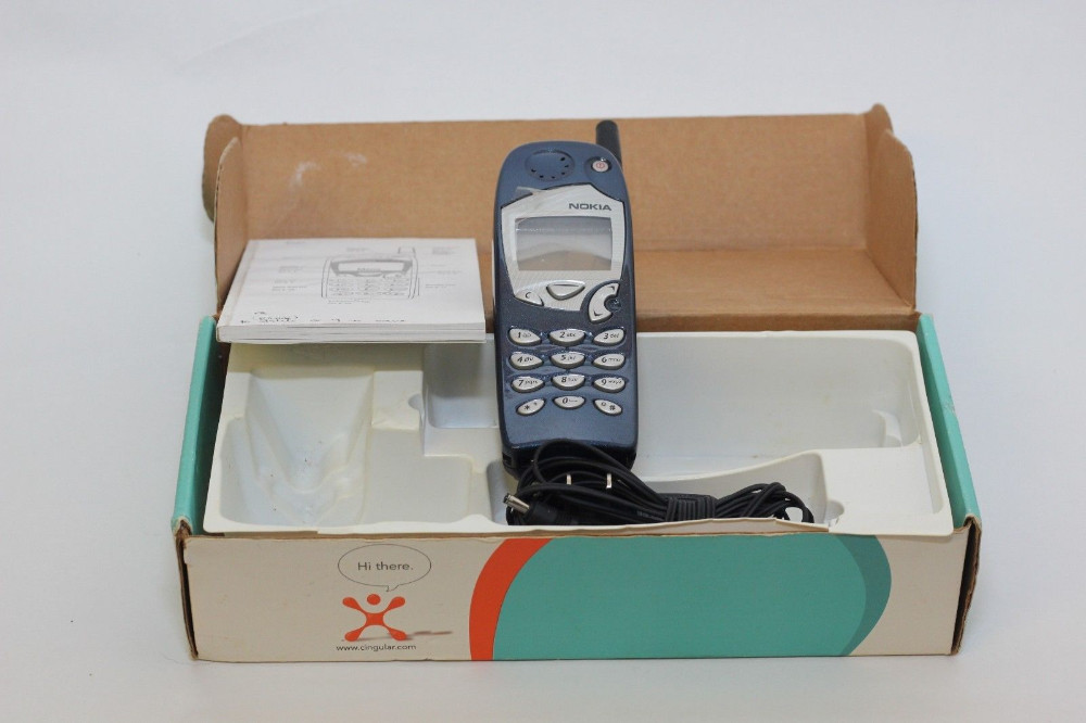 5165 AT&T Blue Cell NEW Cingular