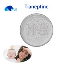 GMP Factory Supply Antidepressants Tianeptine Tianeptine sodium with best price CAS No.:72797-41-2/30123-17-2
