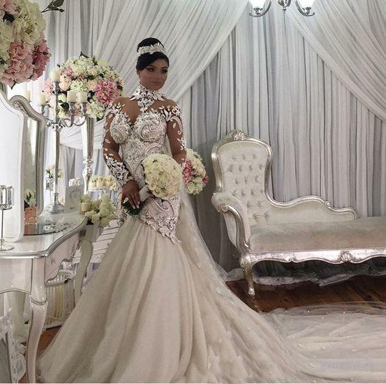2cf11f5c1ec Nigerian Wedding Dresses Wholesale