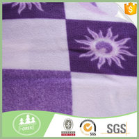 2016 New Design Printed bed cover sheet Quilt free pattern