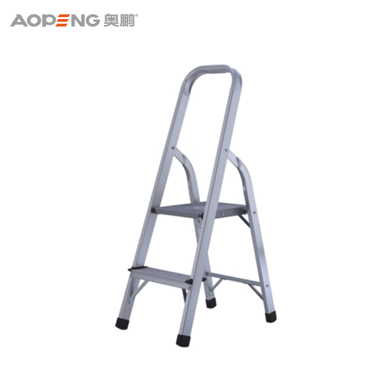 AP-2332 Best Selling telescopic foldable aluminum step ladder