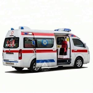 Hot Sale Classic Ambulance And Ambulance Equipment