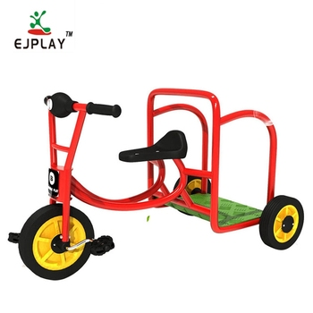 Three Wheel Children Tourist Tricycle Made In China With Trailer For Sale