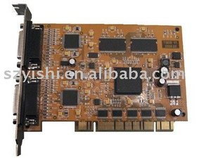LW18008 H.264 D1 SDK PCI DVR Card 8 Channels Digital Video Capture Card