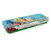 rectangular tin pencil box