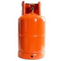 Hot Selling 25LBS Propane Butane And LPG Cylinder Gas Tank In Haiti