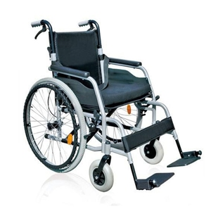 foldable 4 big wide wheel chair drive wheelchair made in china