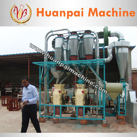 10 ton 24 hours Wheat Flour Milling Machinery/wheat flour mill