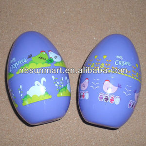 Egg Box Egg Shaped Box Egg Plastci container