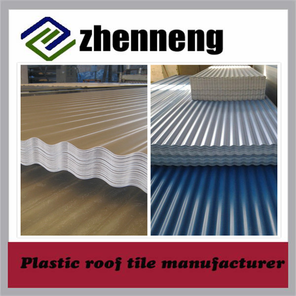 Best Price Green Roofing Materials Plastic Pvc Roofing Tile China Factory