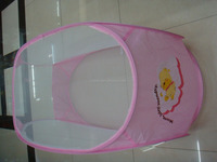 cute Oval tent net Portable Folding Pop Up Tent Baby Tent Mosquito Net