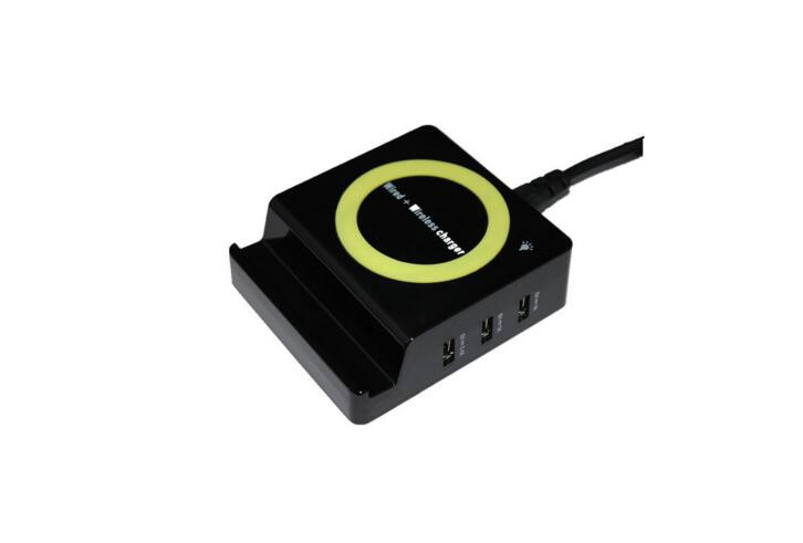 phone universal fast wireless charger with ce rohs fcc for smart phone