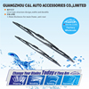 Conventional Car Front Screen Frame Wiper Blades Factory Price