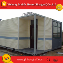 Cheap modern fashionable foam modular home house for classrooms, hotel, villa, carport, etc