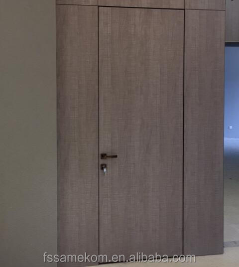 Australian invisible hidden <strong>door</strong> design in homes