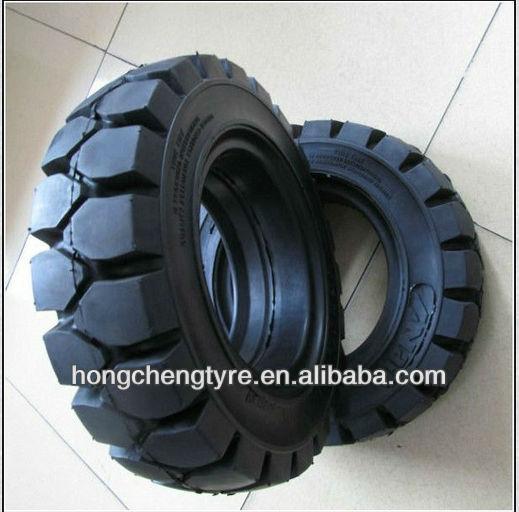 pelle pneus roue jante chariot l vateur solide pneu pneus de camion id de. Black Bedroom Furniture Sets. Home Design Ideas