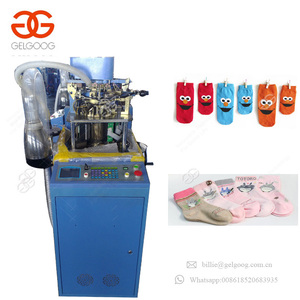 Automatic Computerized Needle Socks Machinery To Manufacture Digital Socks Making Machine