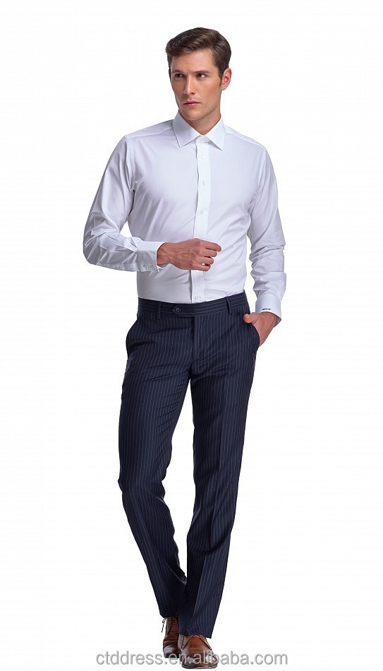 Office Wear Shirts For Men Custom Made