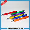 Custom logo promotional plastic ballpoint pen brands manufacturer wholesale