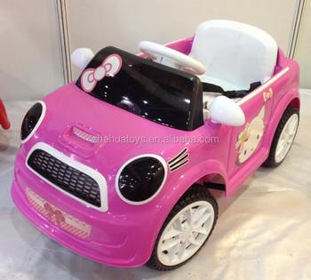 2015 Neue Mini Cooper Elektroauto Spielzeug Mini Cooper Fahrt Auf