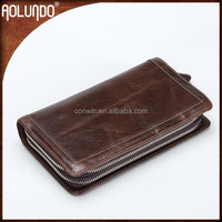 Wholesale Genuine Leather Wallet Coin Pocket