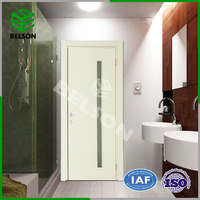 China Top Quality Supplier Commercial Interior Wood Doors WPC Front Doors For Homes