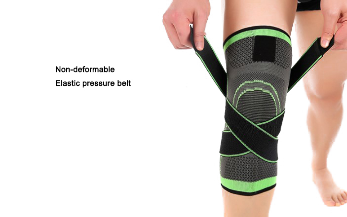 Outdoor sports pressure knee pads riding sports wear breathable Kneepad