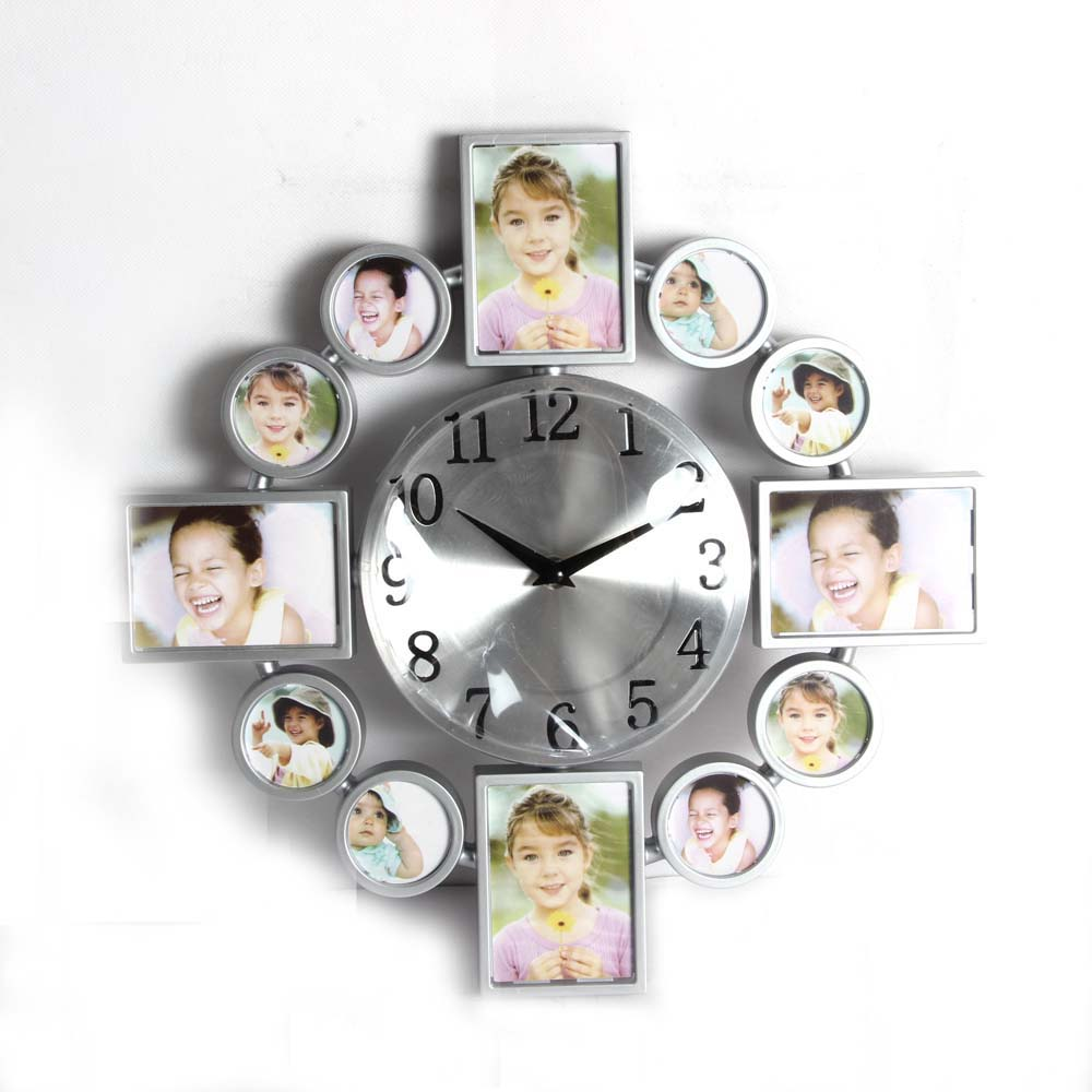 Wall clocks with photo frame wall clocks with photo frame wall clocks with photo frame wall clocks with photo frame suppliers and manufacturers at alibaba amipublicfo Gallery