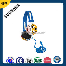 colourful star headset headphone earphone