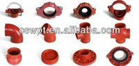 china supplier manufacturing pipe & pipe fitting & ductile iron pipe distributor