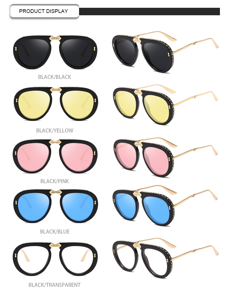 women women sunglasses customized for women-9