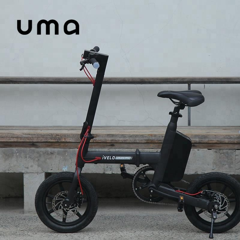 Small Foldable Motor 36V Electric Pocket Bike