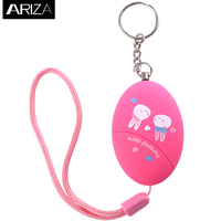 security alarm girl gifts craft new promotion Children women gift items wholesale custom promotional gift