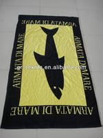 100% cotton quick dry beach towel 100*180cm Promotion Wholesale and retail factory price