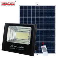 ALLTOP High power IP65 outdoor waterproof SMD bridgelux 50 100 150 200 watt solar led flood lights