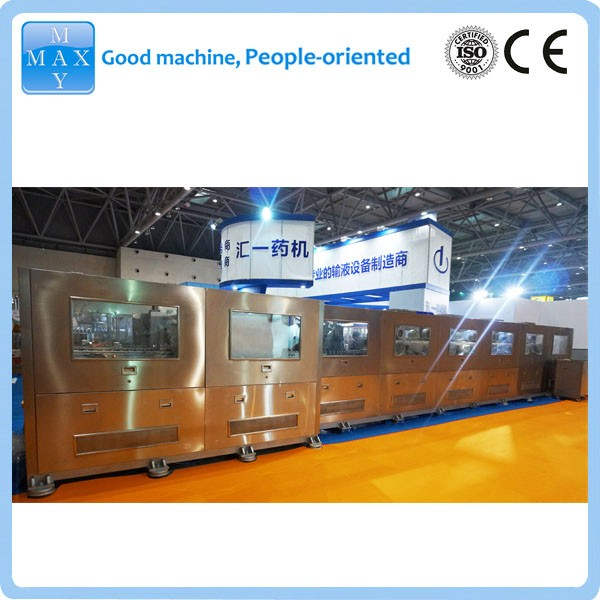 Automatic High Speed Glass Ampoule Sterilization Filling Sealing Machine Manufacturers